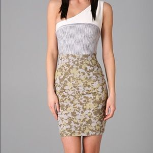 Cut25 By Yigal Azrouel Limoncello Dress, Sz Med